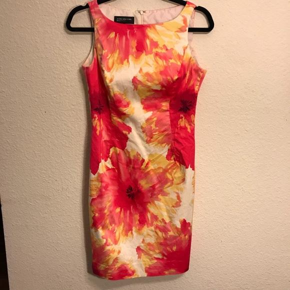 Jones New York Dresses & Skirts - Jones New York Floral spring dress